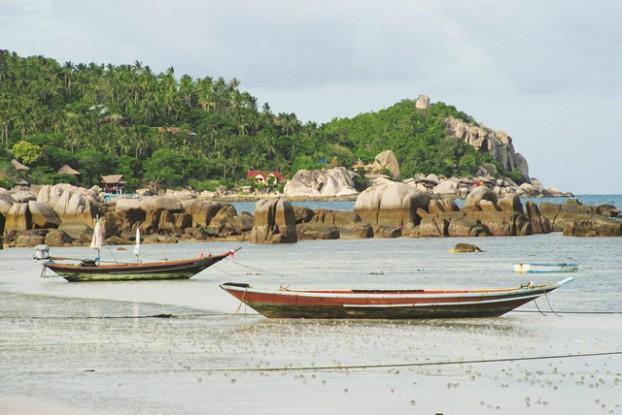 Sairee海滩