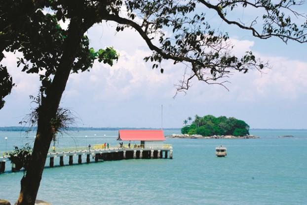 五屿岛码头