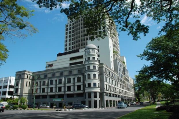 易主前,曾是星光熠熠的欧罗拉酒店