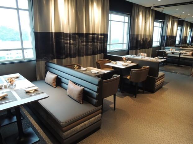 舒适宁静的Club Lounge