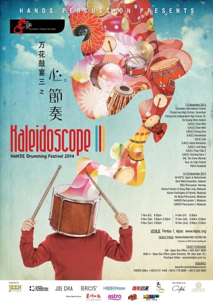 Kaleidoscope III Poster